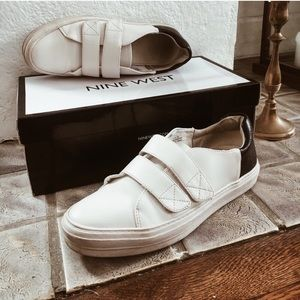 Nine West Velcro sneakers